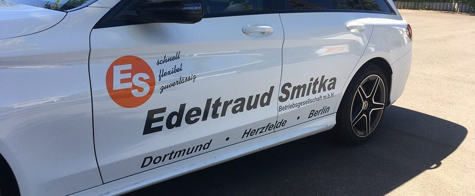 Edeltraud Smitka Firmenfahrzeug Mercedes